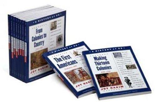 9780195152609: A History of US (10 Vol. Set)
