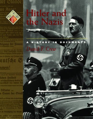 9780195152852: Hitler and the Nazis: A History in Documents (Pages from History)