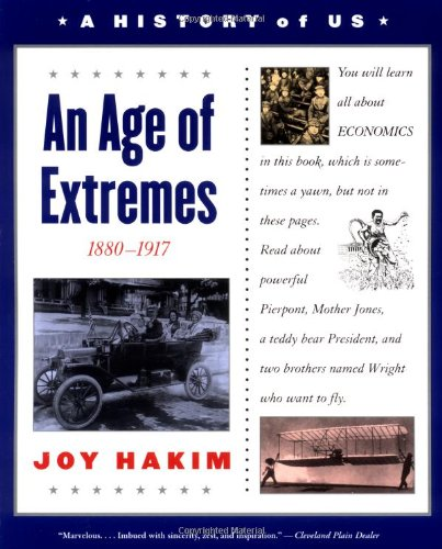 9780195153347: A History of US: Book 8: An Age of Extremes 1880-1917