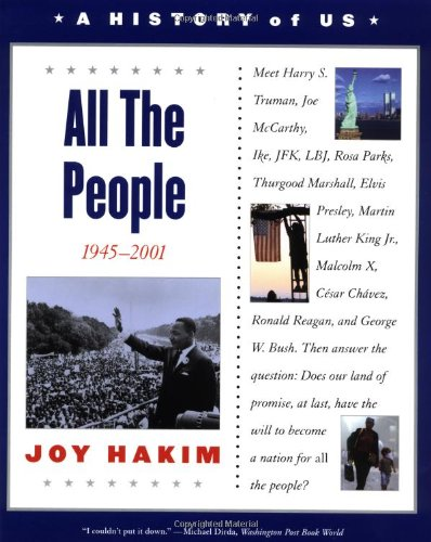 9780195153385: A History of US: Book 10: All the People 1945-2001