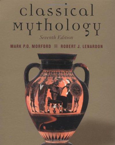 9780195153446: Classical Mythology