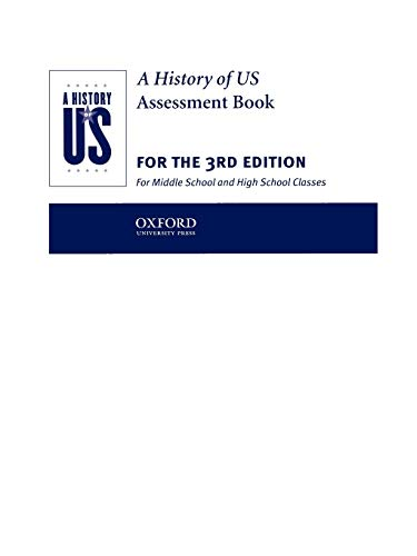 9780195153484: A History of US: Assesment Books 1-10: Assessment Book: Books 1-10