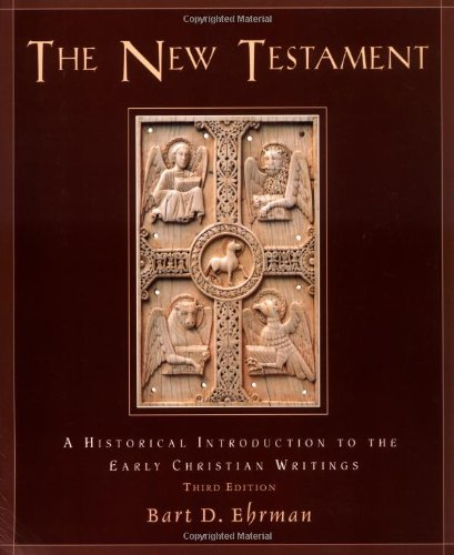 9780195154627: The New Testament: A Historical Introduction to the Early Christian Writings