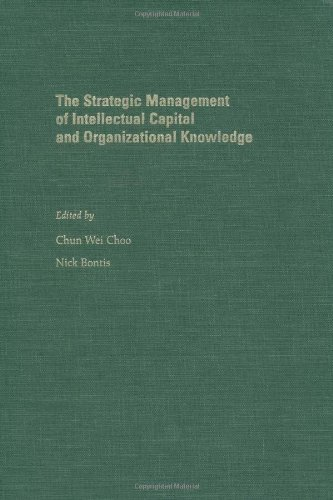 9780195154863: The Strategic Management of Intellectual Capital and Organizational Knowledge