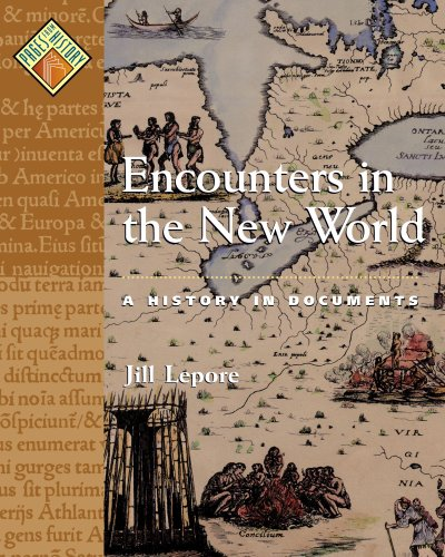 9780195154917: Encounters in the New World: A History in Documents (Pages from History)