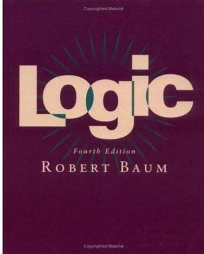 9780195155013: Logic