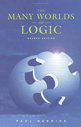 9780195155037: The Many Worlds of Logic