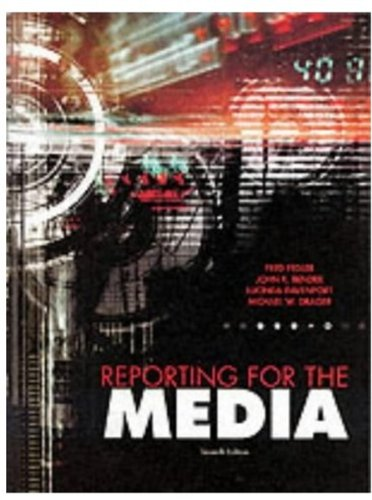 9780195155150: Reporting for the Media