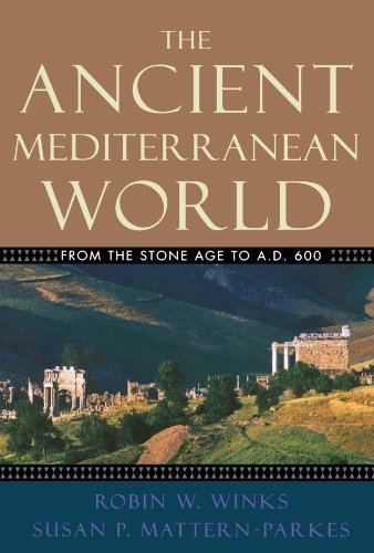 9780195155631: The Ancient Mediterranean World: From the Stone Age to A.D. 600