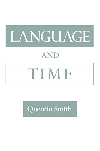 9780195155945: Language and Time