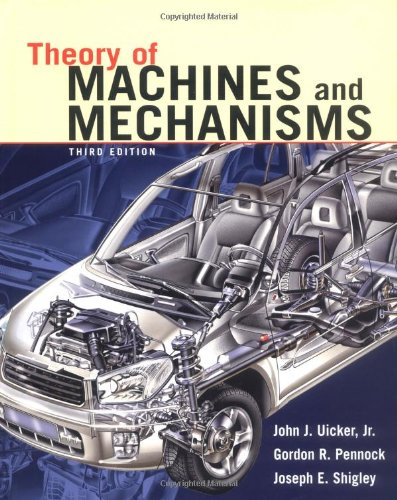 9780195155983: Theory of Machines and Mechanisms