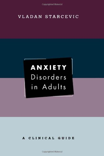 9780195156065: Anxiety Disorders in Adults: A Clinical Guide