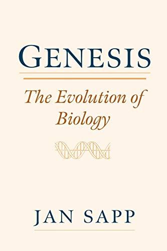 9780195156195: Genesis: The Evolution of Biology
