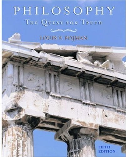 9780195156249: Philosophy: The Quest for Truth