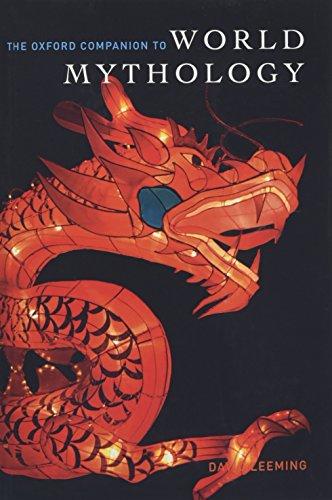 9780195156690: The Oxford Companion to World Mythology