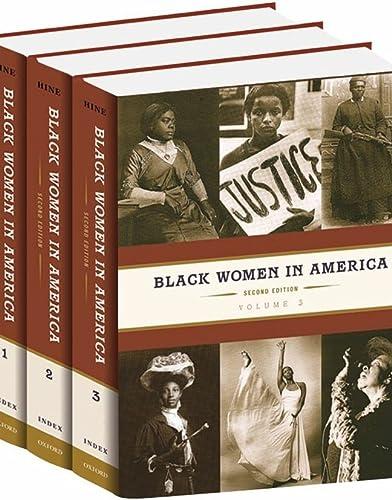 9780195156775: Black Women in America (3 Vol. Set)