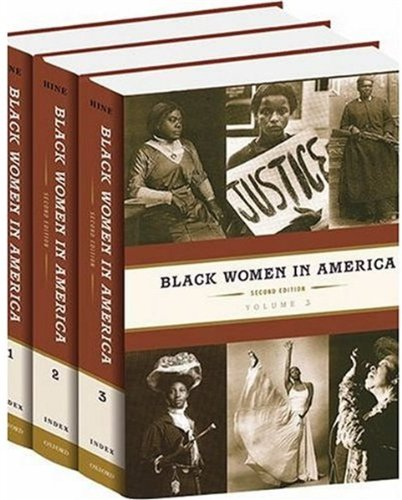 9780195156775: Black Women in America (3 Vol. Set)