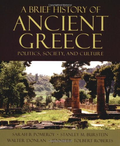 9780195156812: A Brief History of Ancient Greece: Politics, Society, and Culture