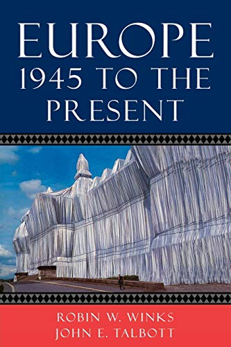 9780195156928: Europe, 1945 to the Present