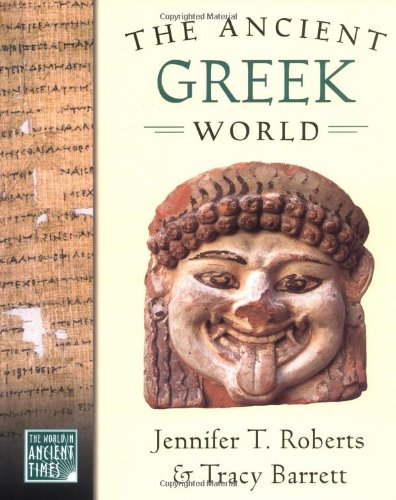 9780195156966: The Ancient Greek World (The World in Ancient Times)