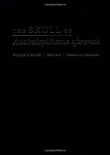 9780195157062: The Skull of Australopithecus afarensis (Human Evolution Series)