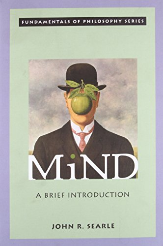 9780195157345: Mind: A Brief Introduction (Fundamentals of Philosophy Series)