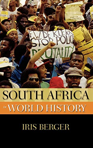 9780195157543: South Africa in World History (New Oxford World History)