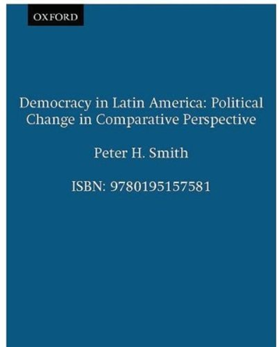 9780195157581: Democracy in Latin America: Political Change in Comparative Perspective