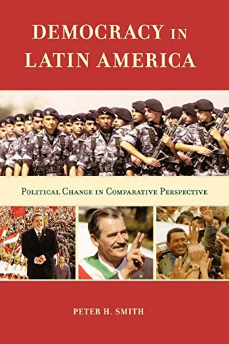 9780195157598: Democracy in Latin America: Political Change in Comparative Perspective