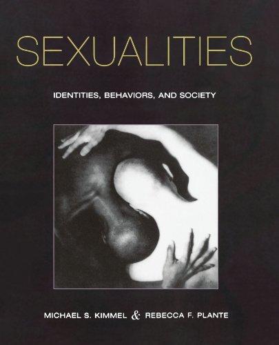 9780195157604: Sexualities: Identities, Behaviors, and Society
