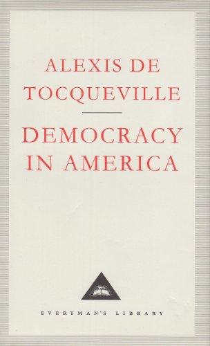 9780195158458: Democracy in America (Oxford World's Classics)