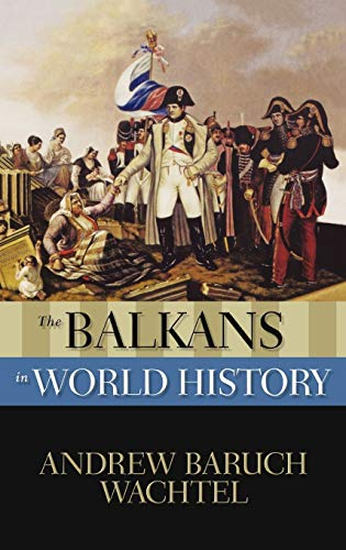 9780195158496: The Balkans in World History (New Oxford World History)