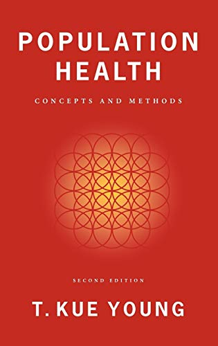 9780195158540: Population Health: Concepts and Methods