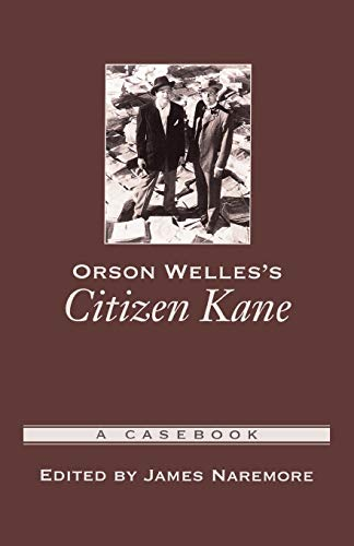 9780195158922: Orson Welles's Citizen Kane: A Casebook (Casebooks in Criticism)