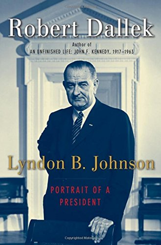 9780195159219: Lyndon B. Johnson: Portrait of a President