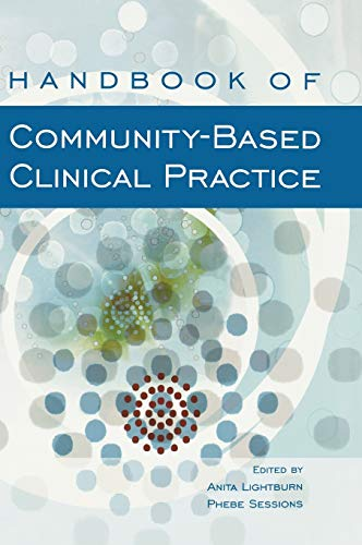 9780195159226: Handbook of Community-Based Clinical Practice