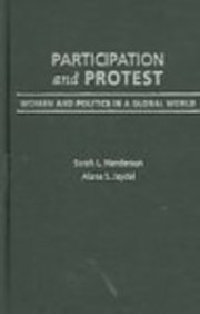 9780195159233: Participation and Protest: Women and Politics in a Global World