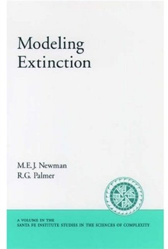 9780195159455: Modeling Extinction (Santa Fe Institute Studies on the Sciences of Complexity)