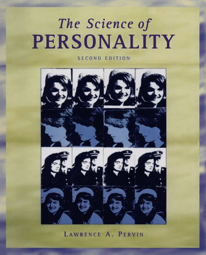 9780195159714: The Science of Personality