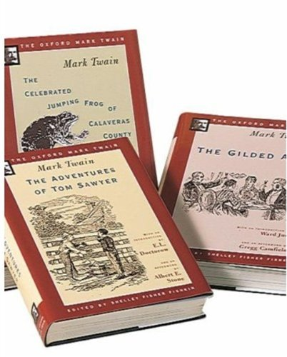Best of Twain: 8 Volume Set: Huck: Mark Twain