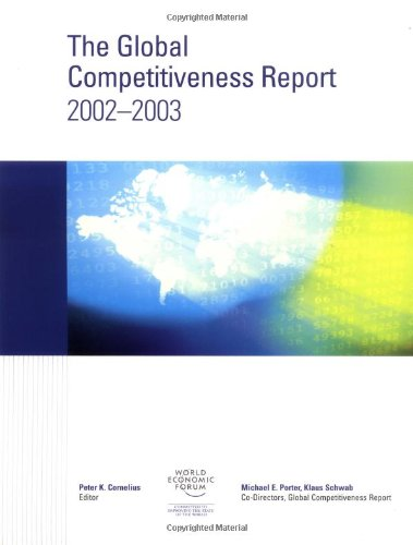 9780195159813: The Global Competitiveness Report 2002-2003 (Economics)