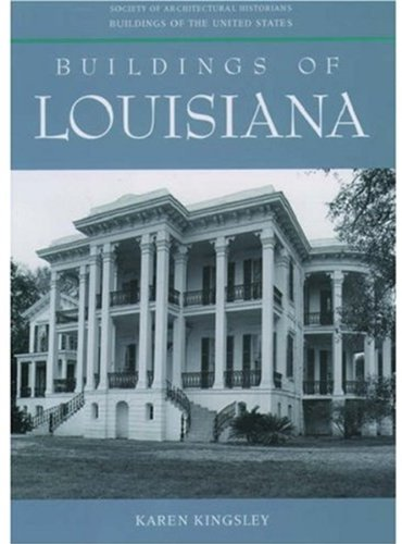 9780195159998: Buildings of Louisiana (Buildings of the United States)