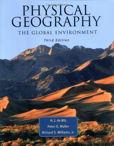 9780195160222: Physical Geography: The Global Environment Text Book & Study Guide