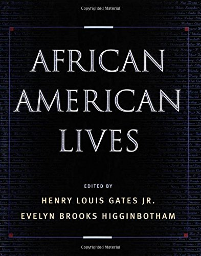 9780195160246: African American Lives