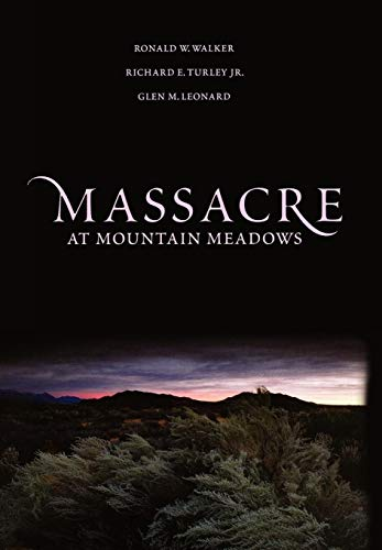 9780195160345: Massacre at Mountain Meadows