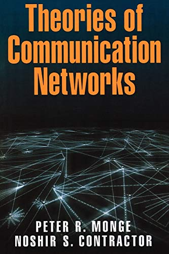 9780195160376: Theories of Communication Networks