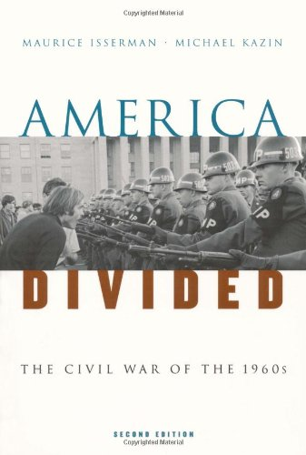 9780195160475: America Divided: The Civil War of the 1960s