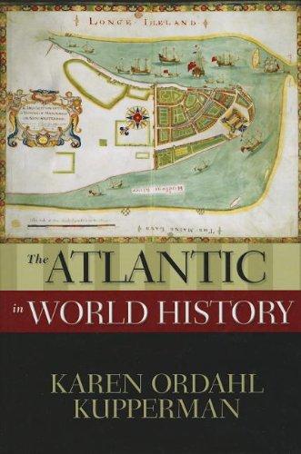 9780195160741: The Atlantic in World History (New Oxford World History)