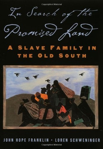 9780195160871: In Search of the Promised Land: A Slave Family in the Old South (New Narratives in American History)