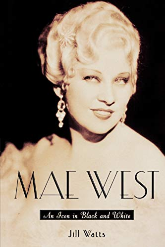9780195161120: Mae West: An Icon in Black and White